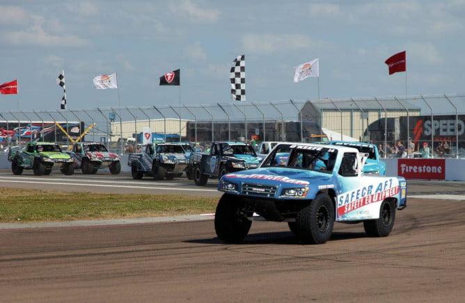 2016 SST St Petersburg Race 2 PR3
