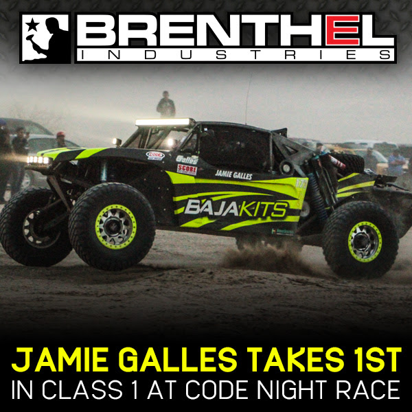 Brenthel Galles 2016 CODE Night Race PR