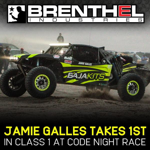 Brenthel Galles 2016 CODE Night Race PR