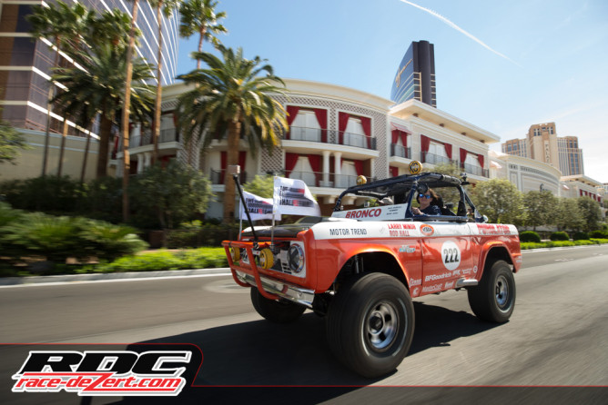 The Mint 400 Vehicle Parade 2016