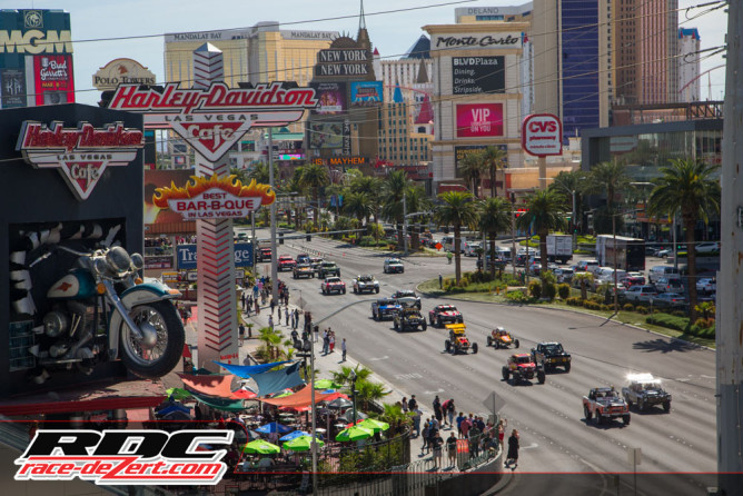 The Mint 400 Parade