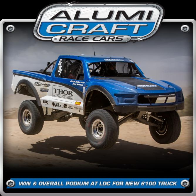 Alumi Craft 2016 BITD Laughlin PR