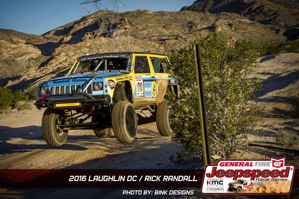 Jeepspeed 2016 BITD Laughlin PR2