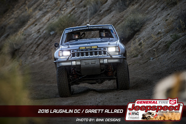 Jeepspeed 2016 BITD Laughlin PR5