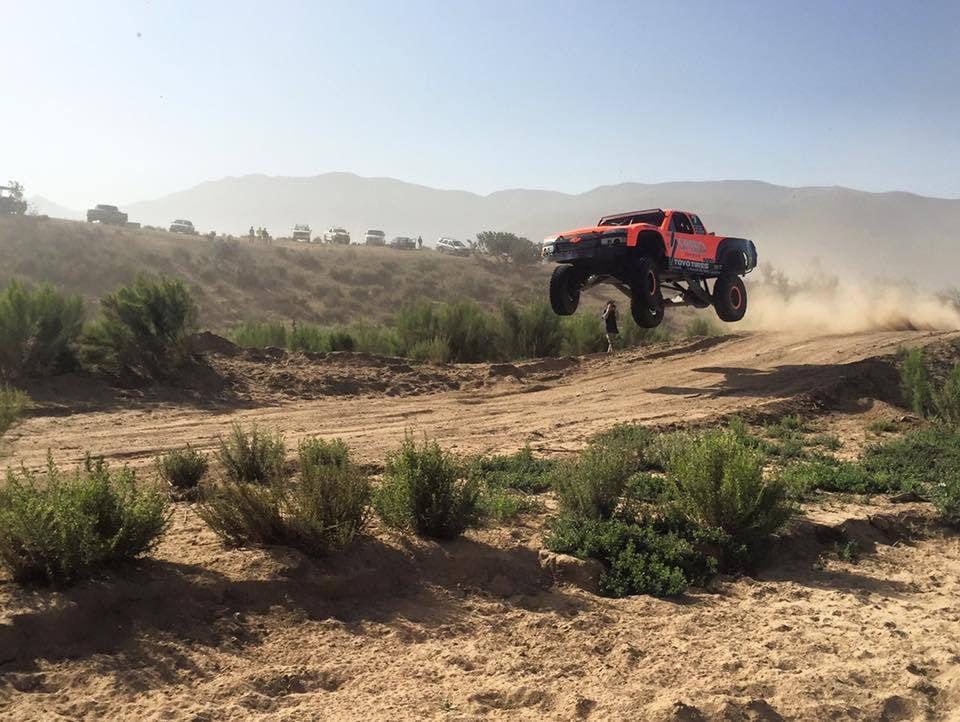 Robby Gordon Claims 2016 Baja 500 Fast Qualifier Race