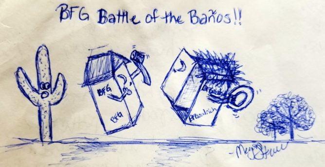 BFG PIT Battle of Banos Bower Media