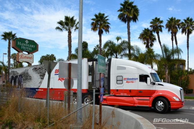 BFG semi Truck Baja 1000