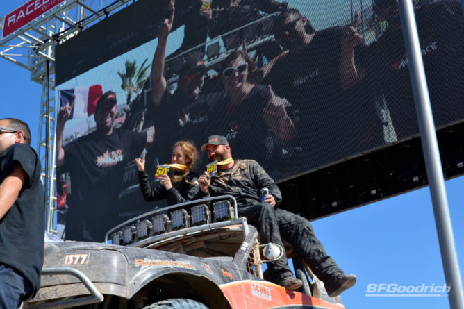 baja 1000 finish bfgoodrich tires bower media