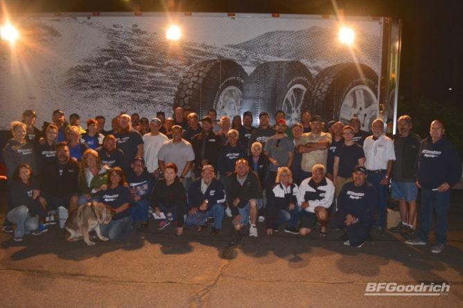 BFGoodrich Tires Pits Baja 1000