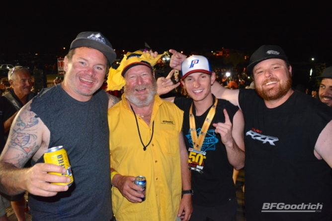 baja 1000 finish bfgoodrich tires bower media
