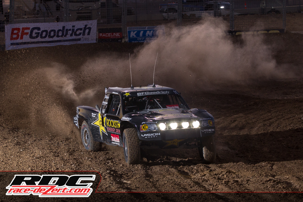 Trick Or Treat Robby Gordon Will Start First At The Baja