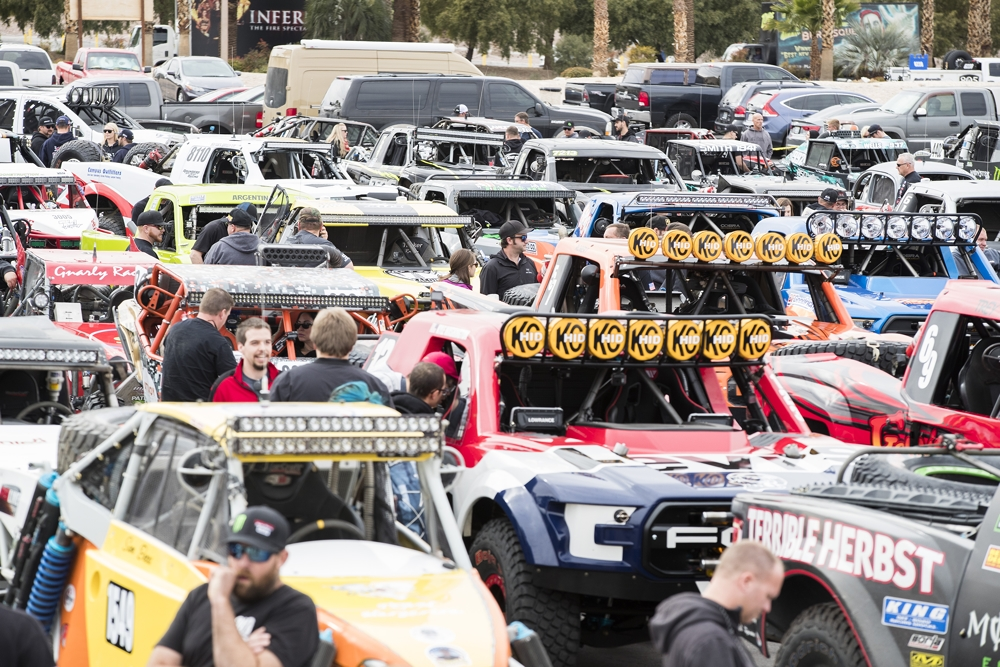 Mint 400 Kicks Off With 4Wheel Parts Vehicle Parade Powered by ...