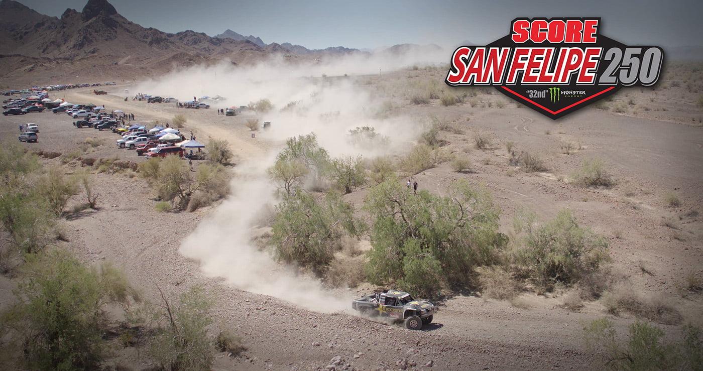 2018 SCORE San Felipe 250 Highlight Video – race-deZert com