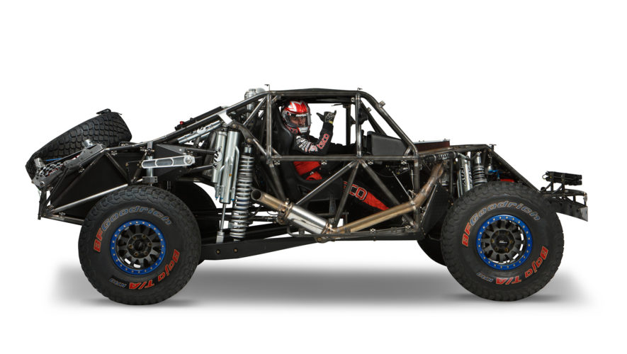 At First Glance The New Tsco Racing Trophy Truck Looks Like Last Build We Featured A Few Months Ago But Quick Look Details Tells Diffe