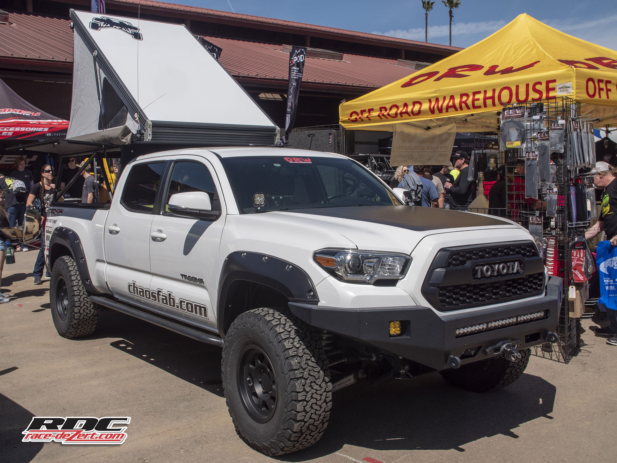 2019 Off Road Nights Expo Video and Photos – race-deZert com