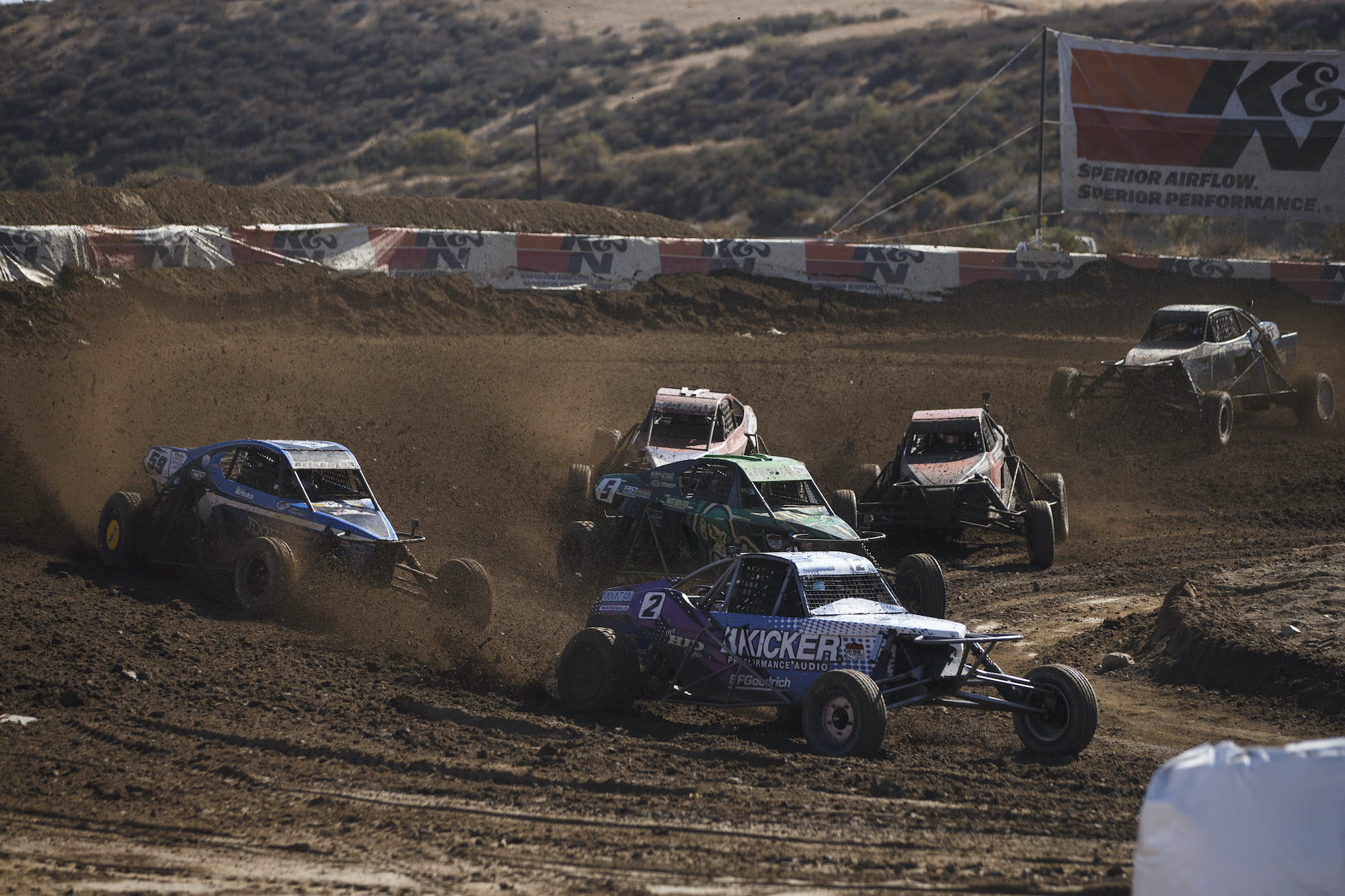 Pro Buggy will feature some of the most competitive action of the Lucas Oil Off Road Racing Series. Photo: Lucas Oil Off Road Racing Series