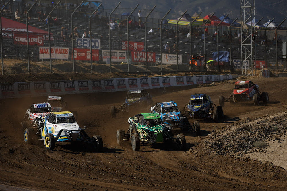 Pro Buggy remains wide open as the series heads to Lucas Oil Speedway. Photo: Lucas Oil Off Road Racing Series